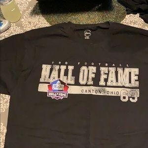 Other - NWOT LARGE HALL OF FAME BLACK T-shirt